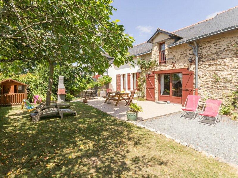 La Bergerie, holiday rental in Nozay