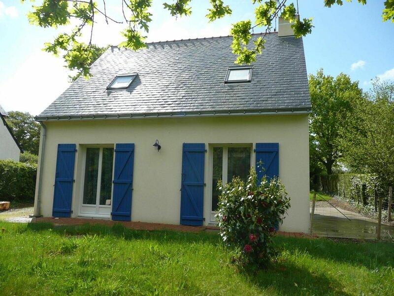 Location Gîte Assérac, 4 pièces, 6 personnes, casa vacanza a Ferel