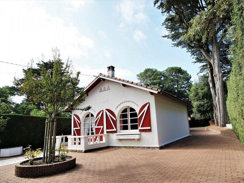 LA HAUTIERE - IDEALE POUR LES VACANCES, holiday rental in Saint-Brevin-les-Pins