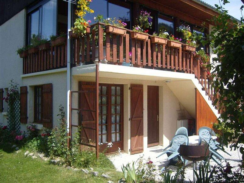 La Jasserandiere, holiday rental in Autrans