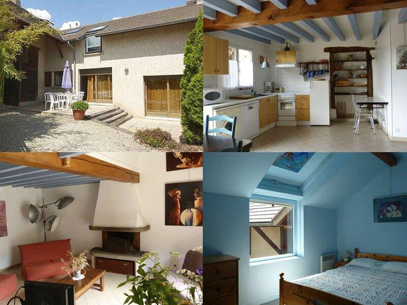 Les Perdrix - Gîtes de Chardenouse, vacation rental in Saint-Victor