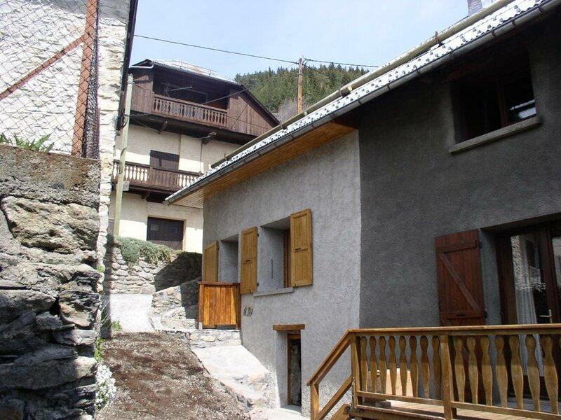 AURIS EN OISANS - 4 pers, 66 m2, 2/1, holiday rental in Auris