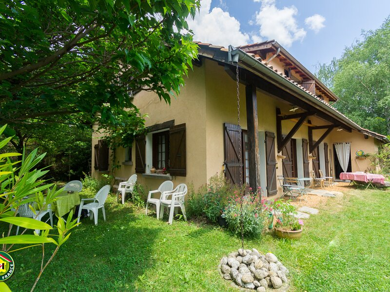 Le Loche, holiday rental in Lalley