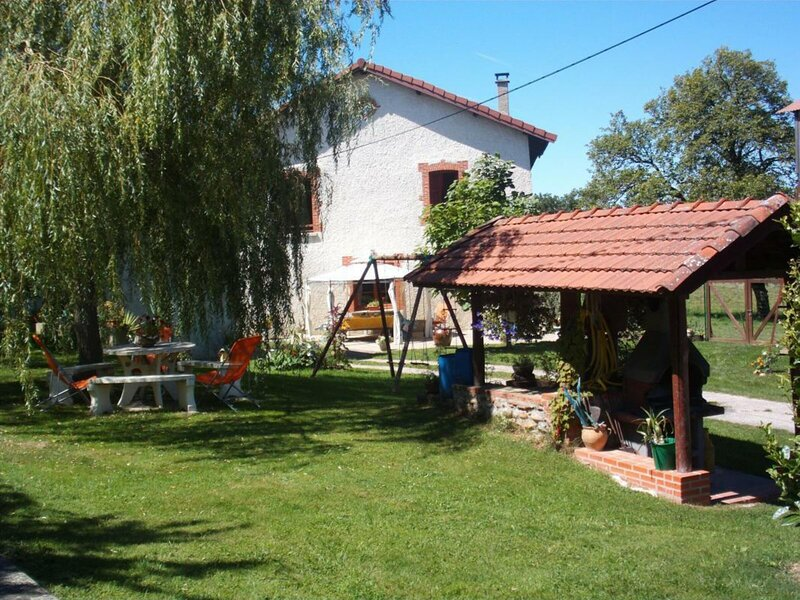 chez Mymose et Jean-Paul, holiday rental in Saint-Marcellin