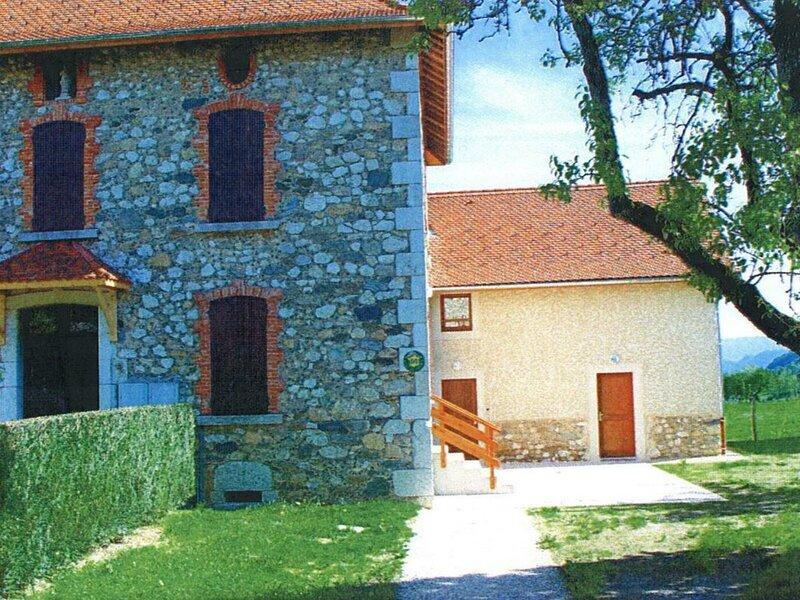 MERLAS - 7 pers, 105 m2, 4/3, holiday rental in Les Echelles