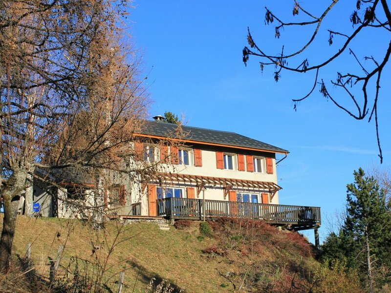 PLATEAU-DES-PETITES-ROCHES - 3 pers, 75 m2, 3/2, holiday rental in Barraux