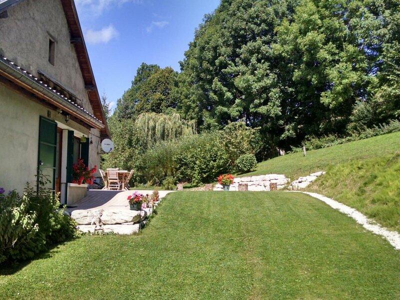 Chez Hélène et Philippe, holiday rental in Autrans