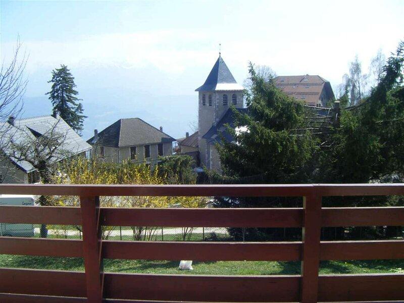 PLATEAU-DES-PETITES-ROCHES - 8 pers, 85 m2, 4/3, vacation rental in Saint-Pierre-d'Entremont