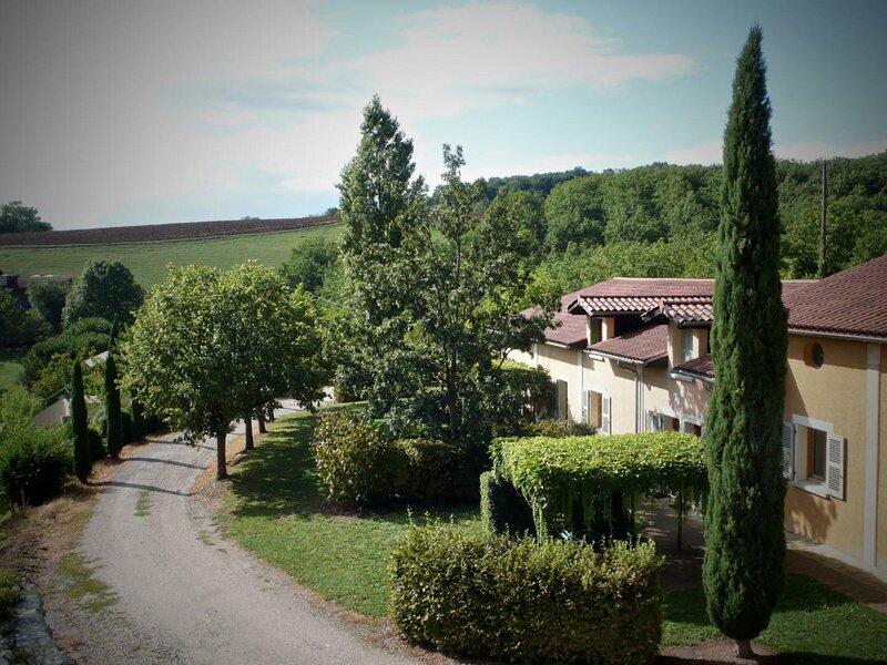 Le Paradis - Gite Vert, holiday rental in Saint-Marcellin