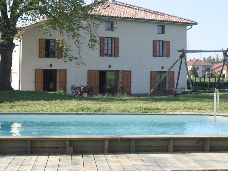 Ferme de Chantabot, location de vacances à Beauvoir-de-Marc