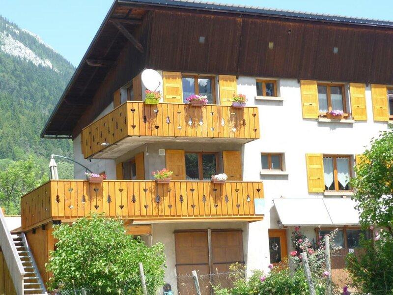 La Candelière, holiday rental in Les Echelles