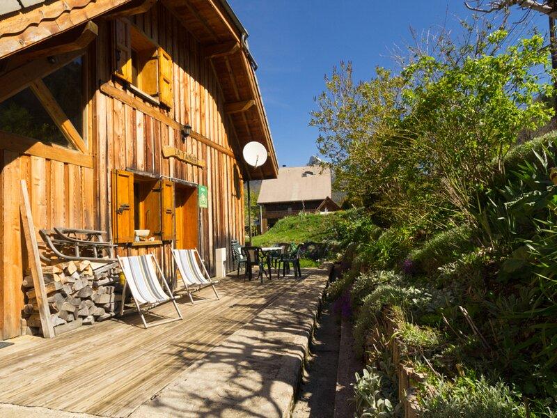 La Tanière, holiday rental in Les Echelles