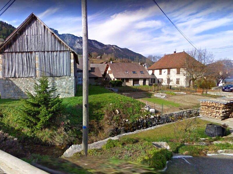 SAINT PIERRE D ENTREMONT - 4 pers, 53 m2, 3/2, holiday rental in Les Echelles