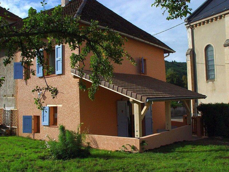 SAINT SULPICE DES RIVOIRES - 4 pers, 62 m2, 3/2, holiday rental in Les Echelles