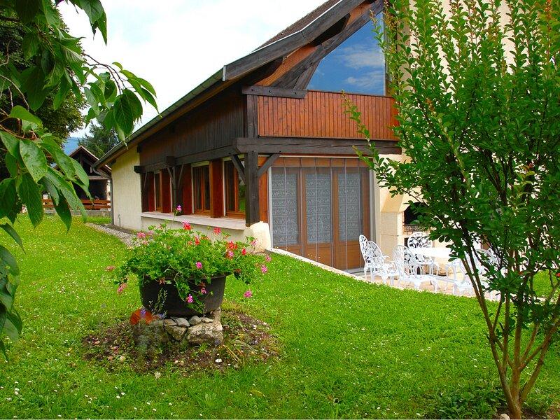 La Grange, location de vacances à Saint-Baudille-de-la-Tour