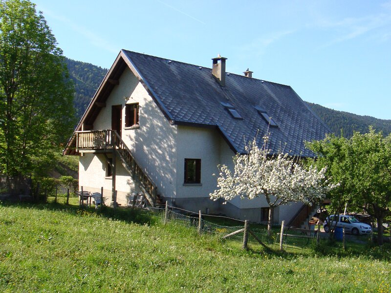 Les Pruniers, location de vacances à La Sure en Chartreuse