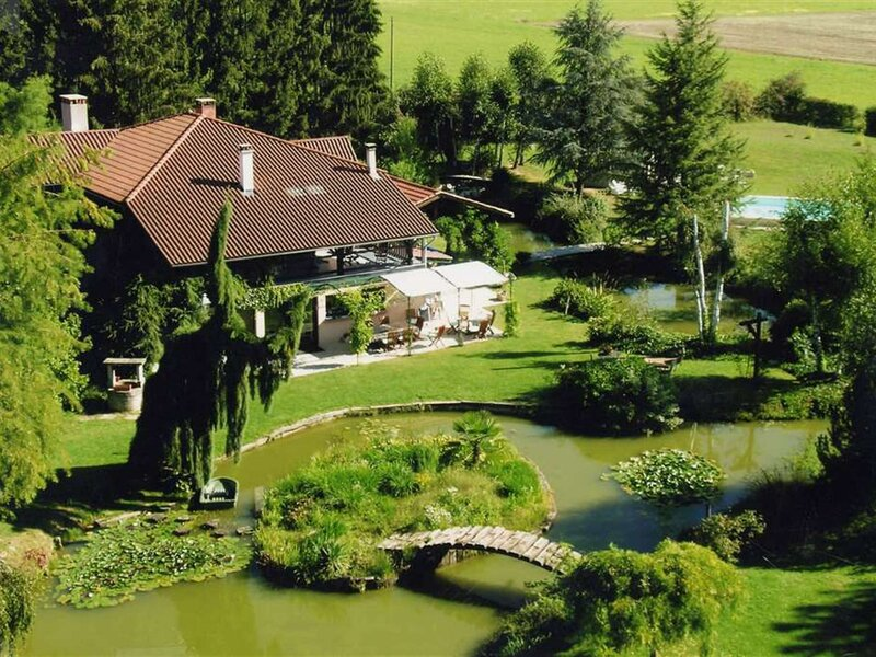 La Fontaine des Rollands, holiday rental in Saint-Marcellin