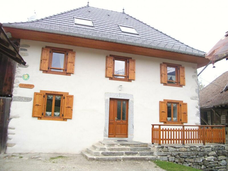 Les Tarins, holiday rental in Les Adrets
