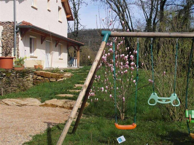 A l'orée du bois, holiday rental in Bonnefamille