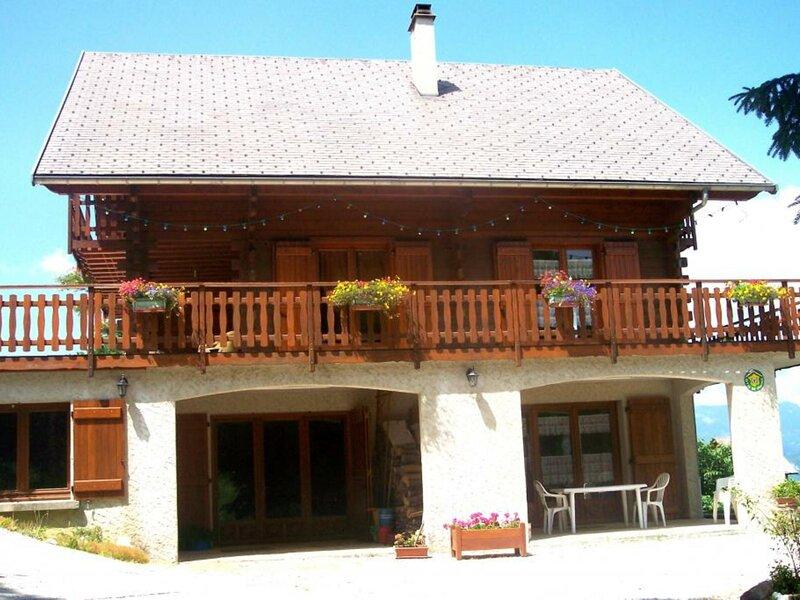 SAINT PIERRE D ENTREMONT - 5 pers, 44 m2, 2/1, holiday rental in Les Echelles