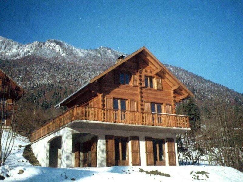 SAINT PIERRE D ENTREMONT - 6 pers, 76 m2, 3/2, holiday rental in Les Echelles