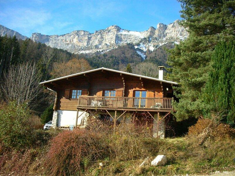 Le Chalet, vacation rental in Saint-Pierre-d'Entremont