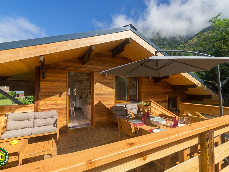 L'Orchis, holiday rental in Valbonnais