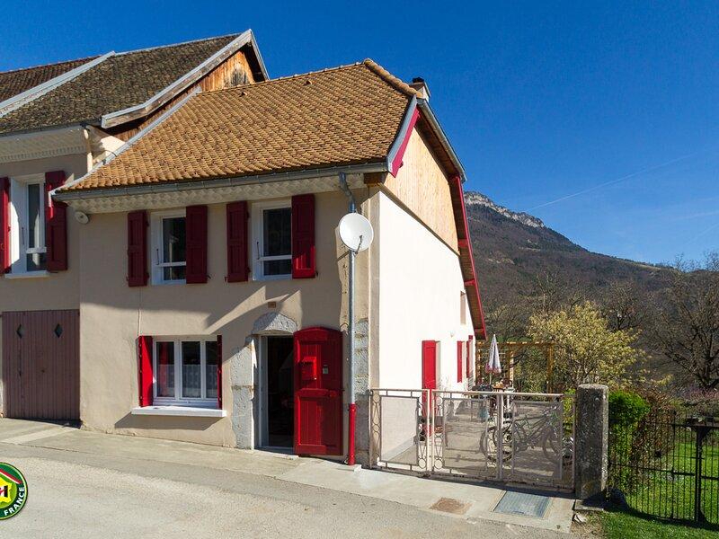 Le logis de Léon, location de vacances à Saint-Martin-de-la-Cluze