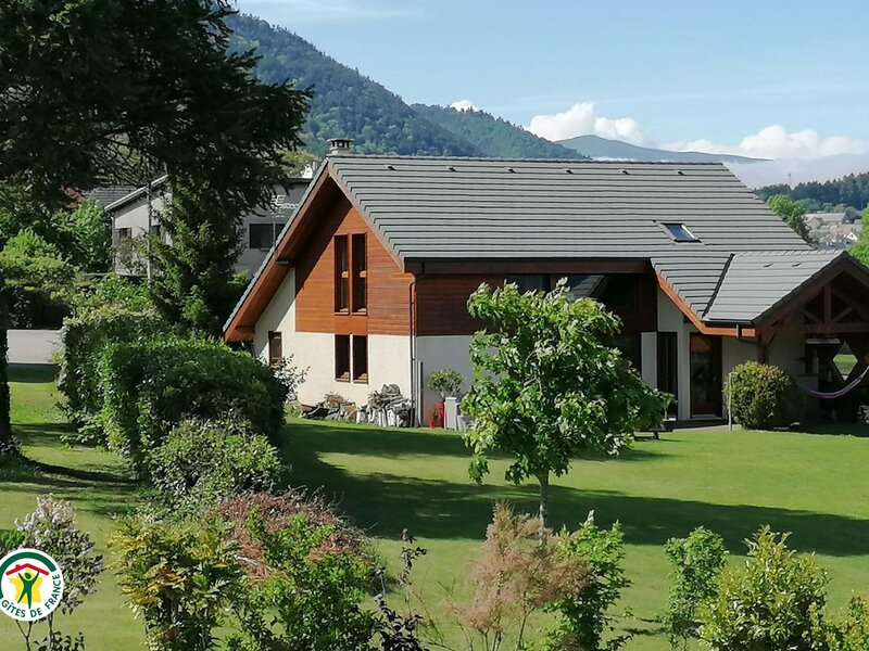 Les 12 Sommets, holiday rental in Lalley
