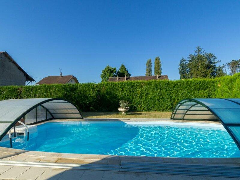 Le Méandre du Saugey, holiday rental in Aoste