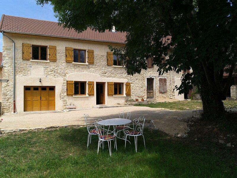 Le Petit Nice, holiday rental in Bonnefamille