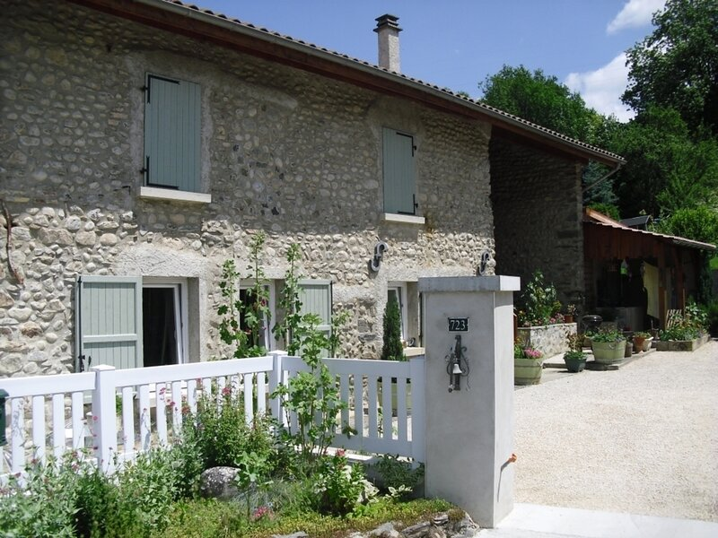 Chez Marius, holiday rental in Laffrey