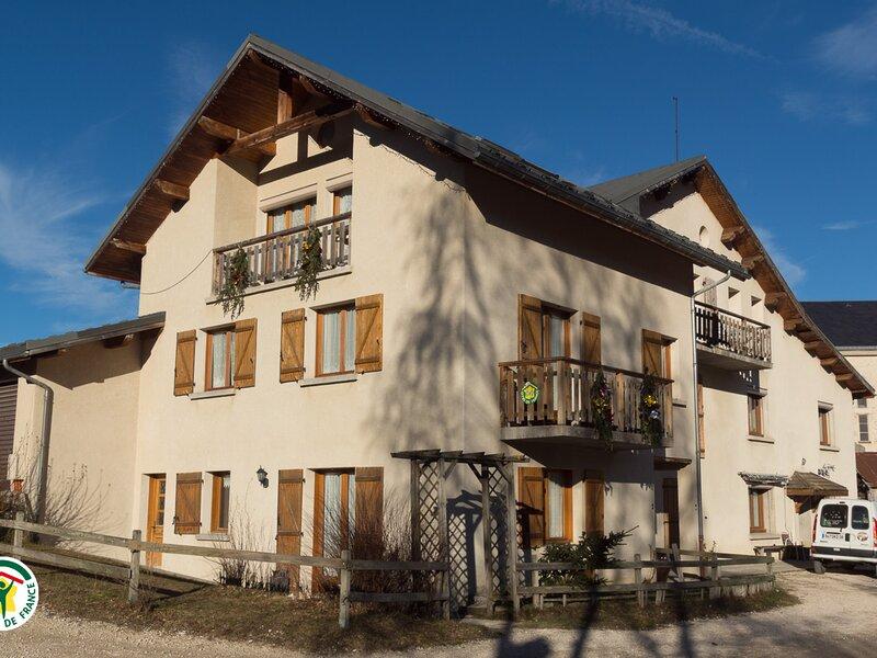 L'Edelweiss, holiday rental in La Chapelle-en-Vercors