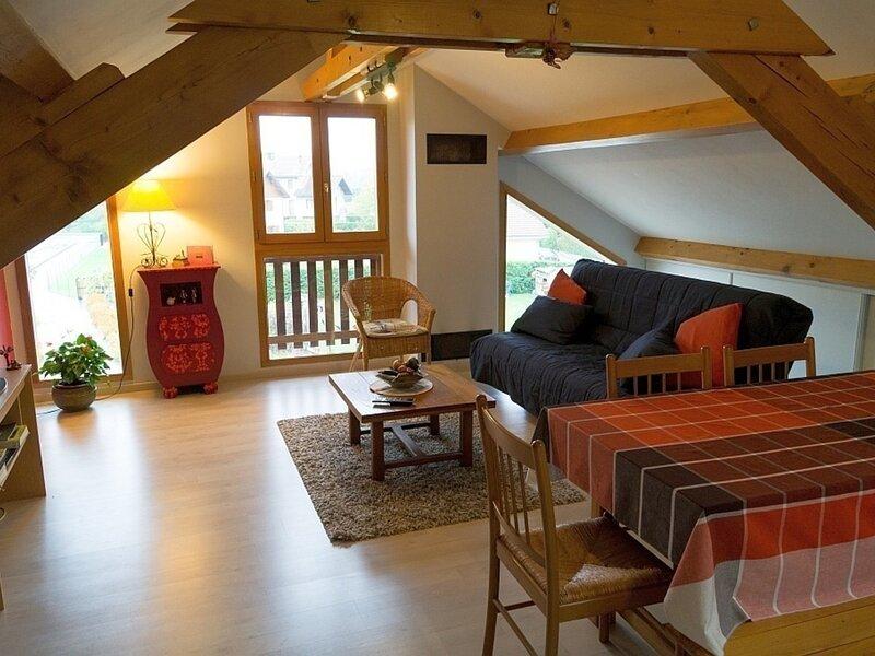 CROLLES - 4 pers, 41 m2, 3/2, holiday rental in Sainte-Agnes