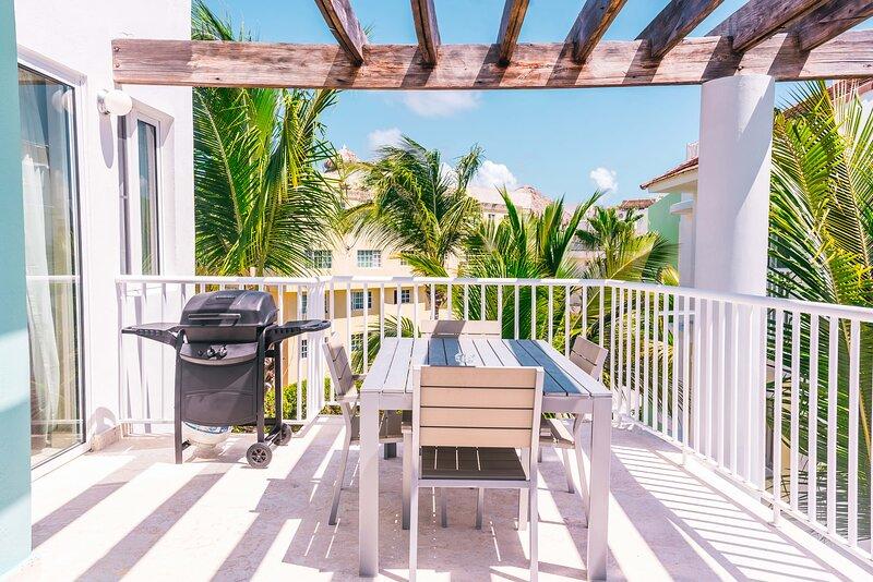 Luxury Caribbean Penthouse – semesterbostad i El Cortecito