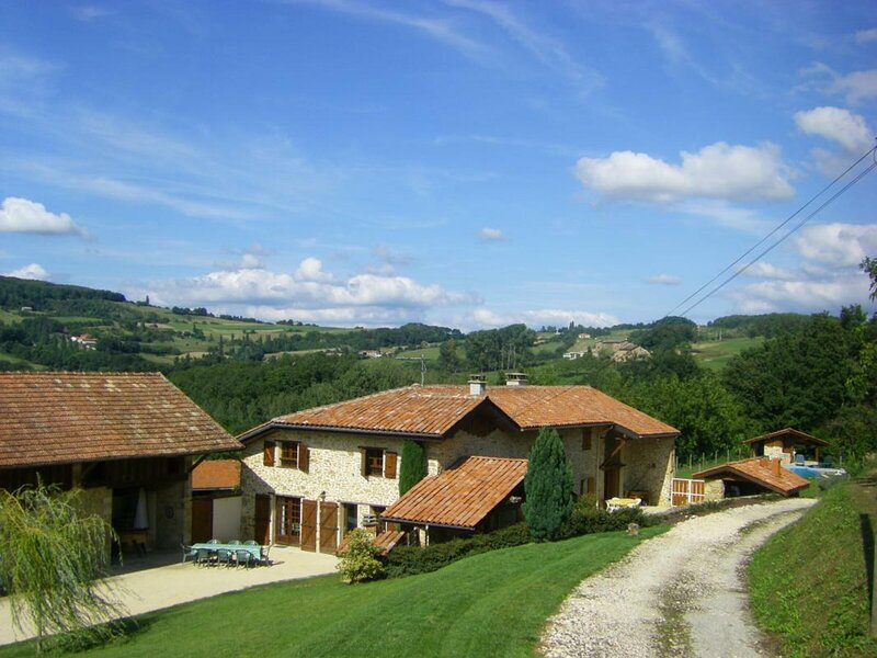 Les Séglières, holiday rental in Saint-Marcellin