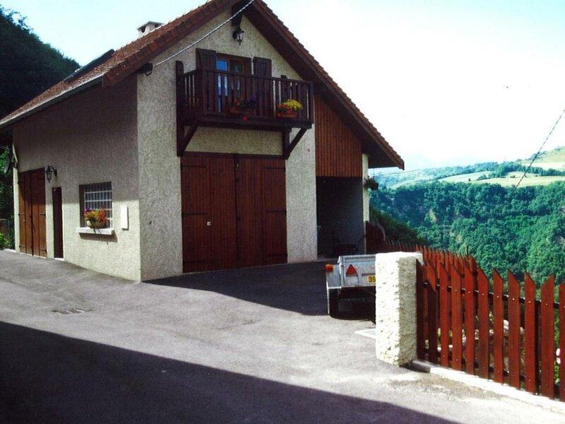 Gite de Roubanis, holiday rental in Laffrey