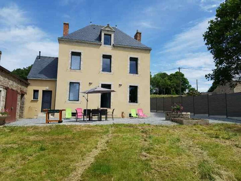 Le Point du Jour, holiday rental in Guillac