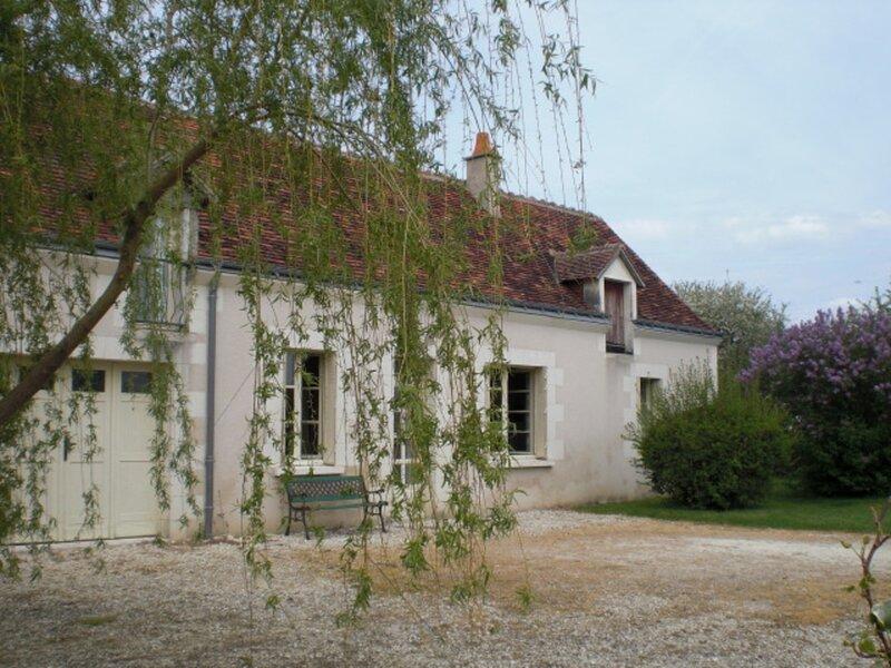Les Bourdeaux, holiday rental in Chatillon-sur-Indre
