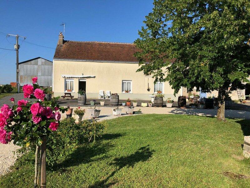 Gîte Orfeuil, location de vacances à Dolus-le-Sec