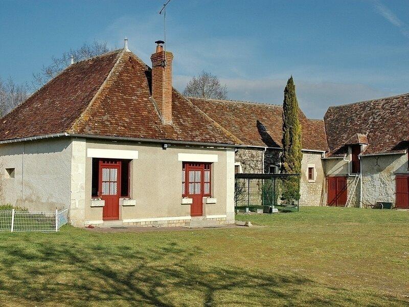La Choisière, location de vacances à Martizay