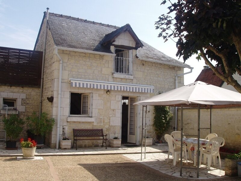 Le Pottreau, holiday rental in Trogues