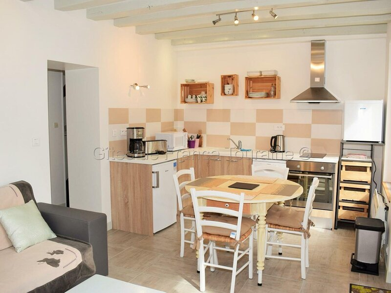 Mon Petit Coin, holiday rental in Cangey
