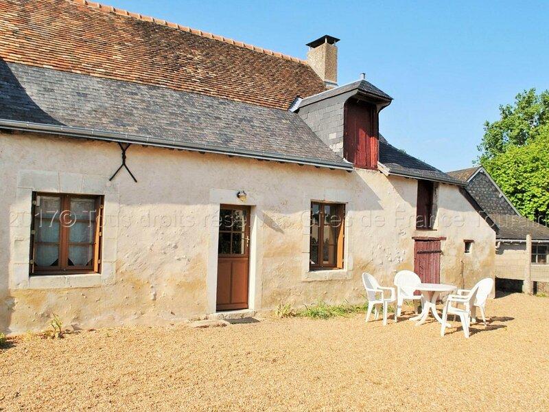 Gîte à Colombages, location de vacances à Aubigne-Racan