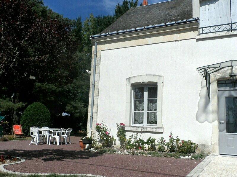 Le Clos du Coteau, holiday rental in Ingrandes-de-Touraine