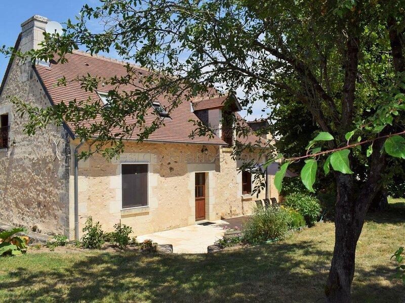 Gîte des Marquets, holiday rental in Saint-Remy-sur-Creuse