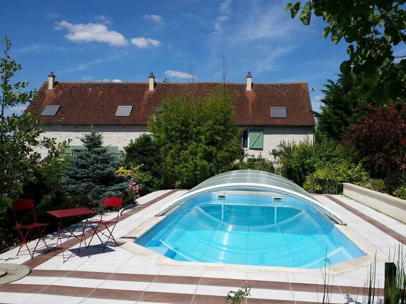 Gîte de la Pommeraie, holiday rental in Saint-Remy-sur-Creuse
