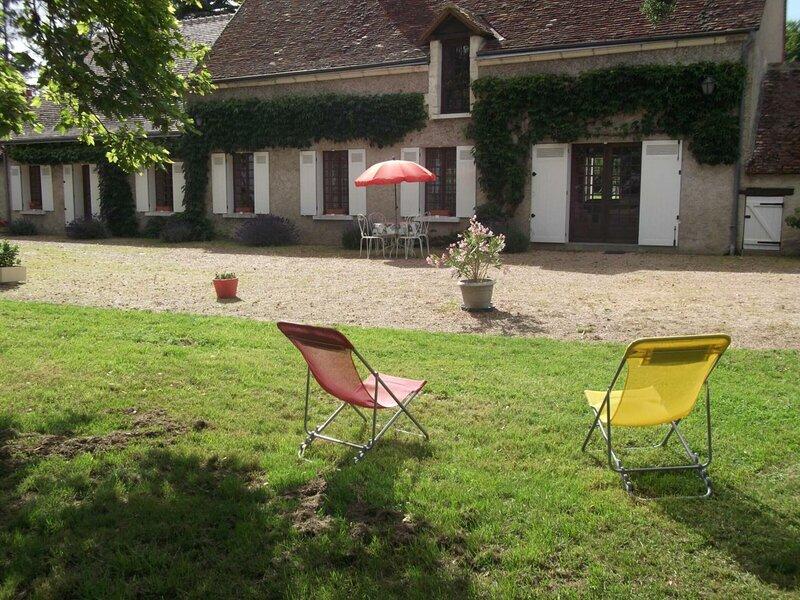 Gîte de la Joubardière, location de vacances à Dolus-le-Sec