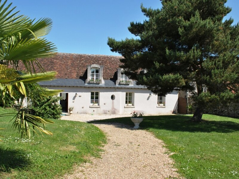 Les Bourraches, holiday rental in Azay-sur-Cher