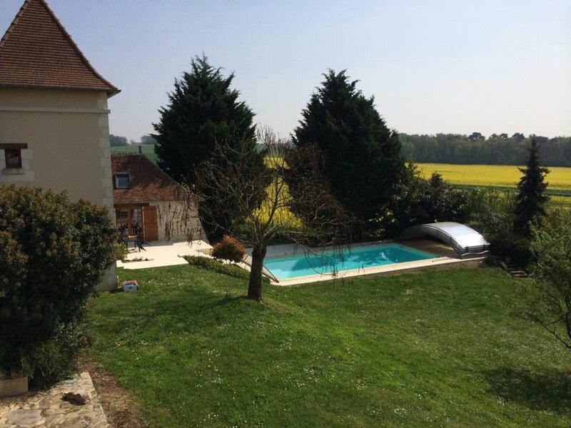 La Vallée : Le Four à Pain, holiday rental in Saint-Remy-sur-Creuse